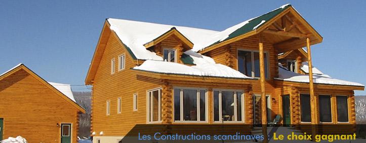 Accueil Contructions Scandinaves